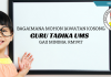 Bagaimana Mohon Jawatan Kosong Guru Tadika UMS