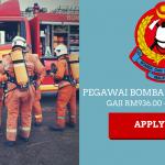 Bagaimana Mohon Kerja Pegawai Bomba & Penyelamat