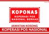 Koperasi Pos Nasional Berhad (KOPONAS)