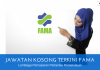 Jawatan Kosong FAMA Lembaga Pemasaran Pertanian Persekutuan