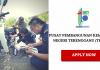 Jawatan Kosong Pusat Pembangunan Kemahiran Negeri Terengganu (TESDEC) (1)