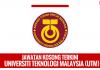 Jawatan Kosong Universiti Teknologi Malaysia