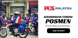 Posmen POS Malaysia Berhad