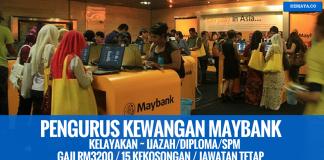 Kerani Maybank