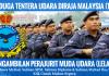 Temuduga & Pengambilan Tentera Udara Diraja Malaysia (TUDM) 2016