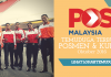 Temuduga Posmen & Kurier Pos Malaysia