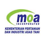 Permohonan Kerja Kementerian Pertanian & Industri Asas Tani