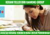 Kerani Teller RHB Banking Group
