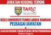 Kolej Universiti Tunku Abdul Rahman