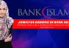JAWATAN KOSONG KERANI BANK ISLAM