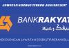 Bank Kerjasama Rakyat Malaysia Berhad (Bank Rakyat)