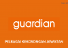 Jawatan Kosong Guardian