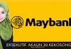 Jawatan Kosong Maybank Berhad