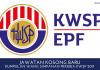 Kumpulan Wang Simpanan Pekerja KWSP 2017