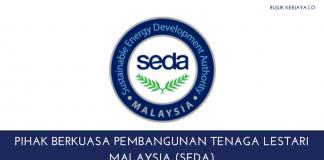 Pihak Berkuasa Pembangunan Tenaga Lestari Malaysia (SEDA)