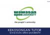 Tutor Wawasan Open University