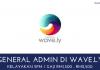 General Admin di Wave.ly
