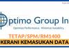 Data Entry Clerk di Optimo Group