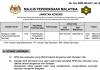 Iklan Jawatan Pembantu Tadbir N19 Majlis Peperiksaan Malaysia (MPM)