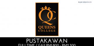 Jawatan Kosong Queens College Kuala Lumpur