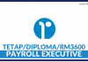 Payroll Executive di Rymnet Solutions