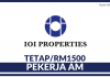 Pekerja AM di IOI Properties Group