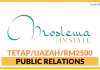 Public Relations di Moslema In Style