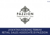 Retail Sales Associate di Pazzion