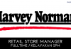 Retail Store Managers Harvey Norman