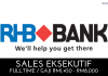 Sales Eksekutif RHB Bank