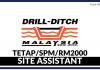 Site Assistant di Drill-Ditch (M) Sdn Bhd
