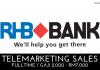 Telemarketing Sales di RHB Bank