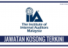 The Institute Of Internal Auditors Malaysia