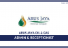 Arus Jaya Oil & Gas