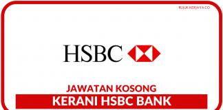 Kerani HSBC