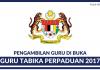 Penolong Guru Tabika Perpaduan ~ Jabatan Perpaduan Negara (JPNIN)