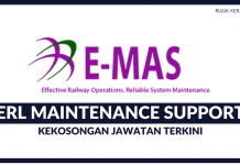 ERL Maintenance Support