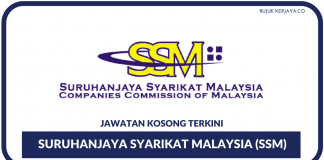 Suruhanjaya Syarikat Malaysia (SSM)