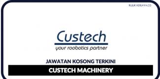 Custech Machinery