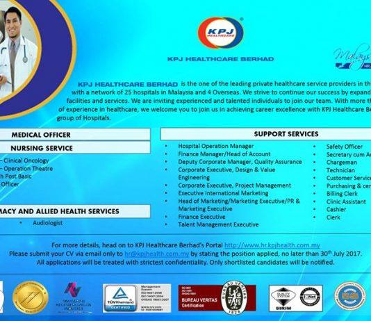 KPJ HealthCare Berhad