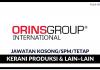 ORINSGROUP International
