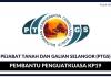Pejabat Tanah dan Galian Selangor (PTGS)