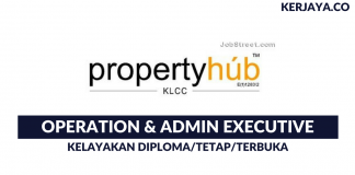 Property Hub ~ Operation & Admin Support Executive
