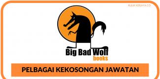 Big Bad Wolf Books Sdn Bhd