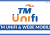 TM UniFi & Webe Mobile