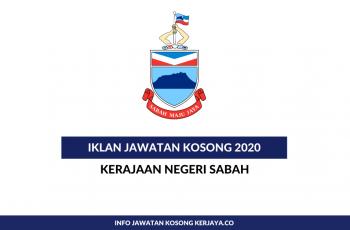 Kerajaan Negeri Sabah ~ Juruteknik Komputer & Penolong Pegawai Teknologi Maklumat