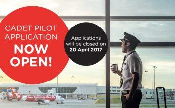 AirAsia Cadet Pilot