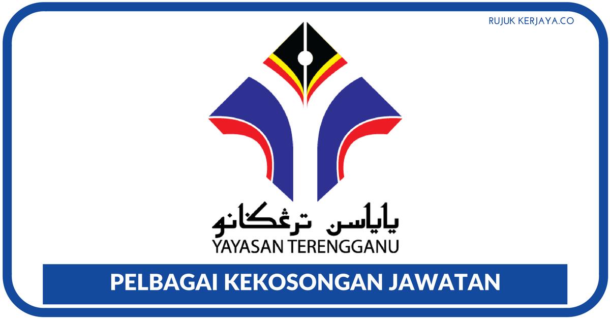 Yayasan Terengganu Kerja Kosong Kerajaan