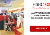HSBC BANK KERJA KOSONG