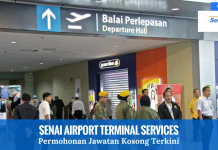 Jawatan Kosong Senai Airport Terminal Services